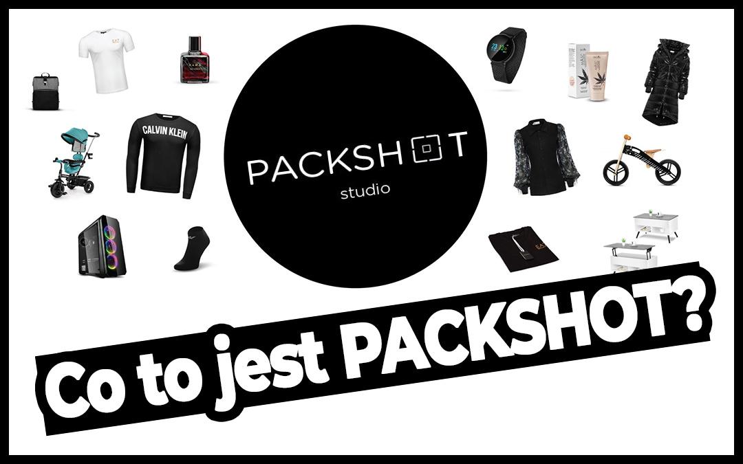 Pierwszy raz słyszysz słowo Packshot? Zapraszamy do lektury