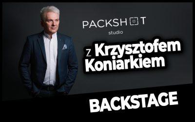 Zdjęcia wizerunkowe dla wokalisty Krzysztofa Koniarka – BACKSTAGE